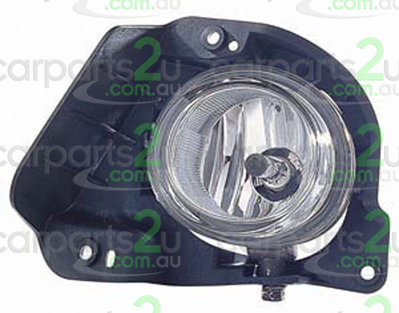 MAZDA MAZDA 2 MAZDA 2 DE  FOG LIGHT - New quality car parts & auto spares online Australia wide with the convenience of shopping from your own home. Carparts 2U Penrith Sydney