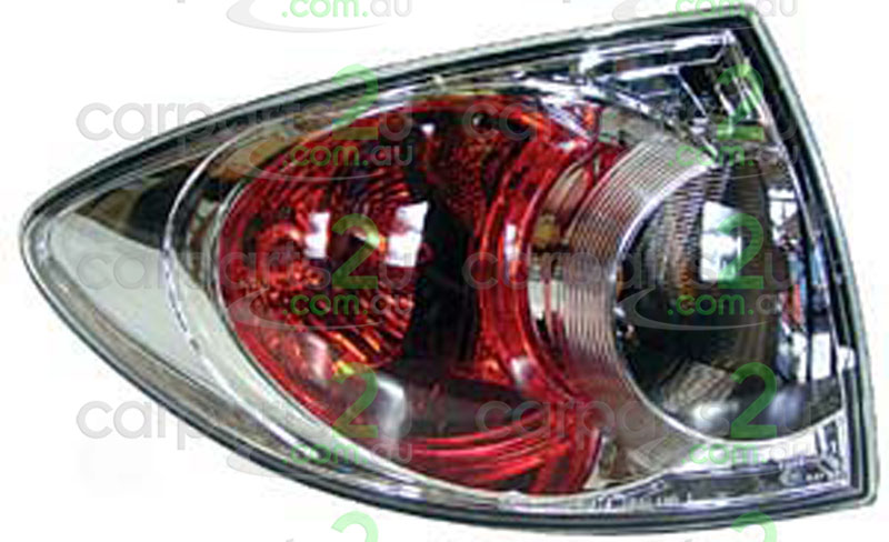 MAZDA MAZDA 6  GF  TAIL LIGHT - New quality car parts & auto spares online Australia wide with the convenience of shopping from your own home. Carparts 2U Penrith Sydney