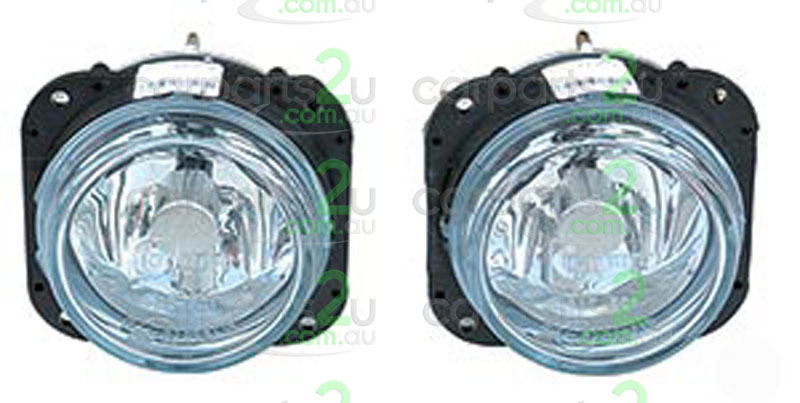 MAZDA MAZDA 6  MAZDA 2 DE  FOG LIGHT - New quality car parts & auto spares online Australia wide with the convenience of shopping from your own home. Carparts 2U Penrith Sydney