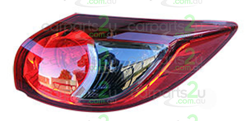 MAZDA CX-5 CX-5 KE  TAIL LIGHT - New quality car parts & auto spares online Australia wide with the convenience of shopping from your own home. Carparts 2U Penrith Sydney