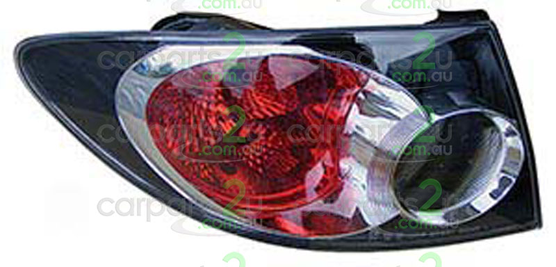 MAZDA MAZDA 6  CX-5 KE  TAIL LIGHT - New quality car parts & auto spares online Australia wide with the convenience of shopping from your own home. Carparts 2U Penrith Sydney