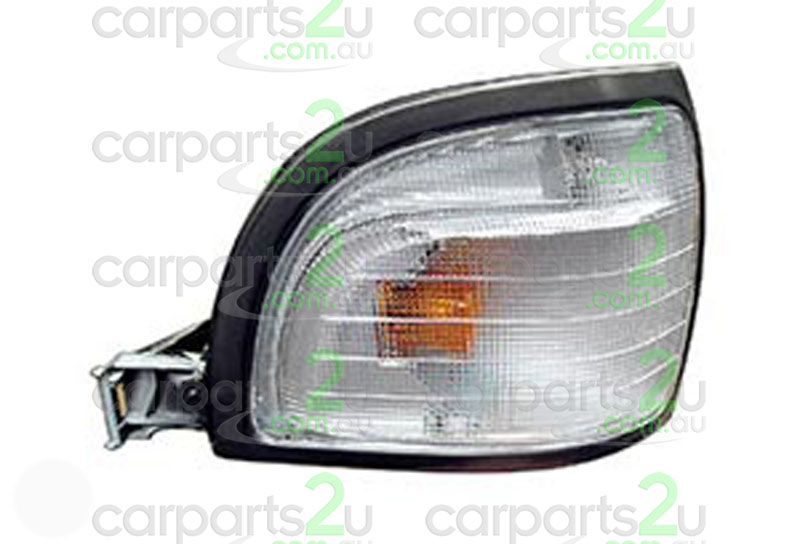 TOYOTA TOWNACE TOWNACE VAN  FRONT CORNER LIGHT - New quality car parts & auto spares online Australia wide with the convenience of shopping from your own home. Carparts 2U Penrith Sydney