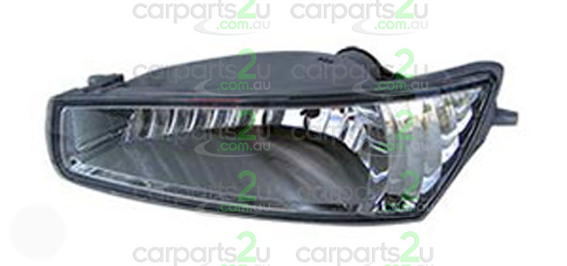 TOYOTA AVENSIS ZRE152/ZRE153 SEDAN  FOG LIGHT - New quality car parts & auto spares online Australia wide with the convenience of shopping from your own home. Carparts 2U Penrith Sydney