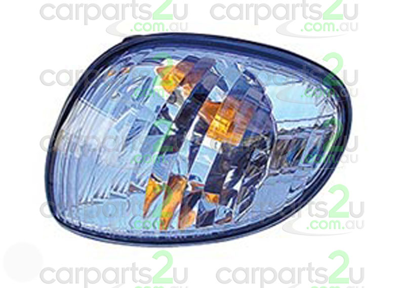 TOYOTA COROLLA AE112  FRONT CORNER LIGHT - New quality car parts & auto spares online Australia wide with the convenience of shopping from your own home. Carparts 2U Penrith Sydney