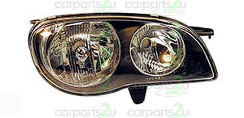 TOYOTA COROLLA AE112  HEAD LIGHT - New quality car parts & auto spares online Australia wide with the convenience of shopping from your own home. Carparts 2U Penrith Sydney
