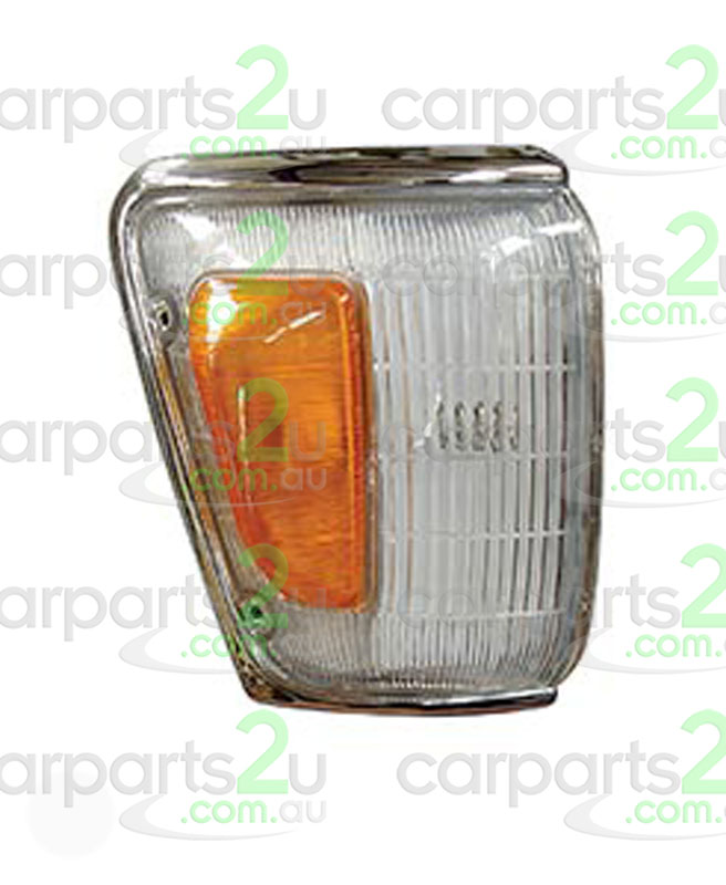 TOYOTA HILUX HILUX UTE 4WD  FRONT CORNER LIGHT - New quality car parts & auto spares online Australia wide with the convenience of shopping from your own home. Carparts 2U Penrith Sydney