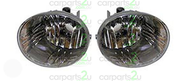TOYOTA HILUX HILUX UTE  FOG LIGHT - New quality car parts & auto spares online Australia wide with the convenience of shopping from your own home. Carparts 2U Penrith Sydney