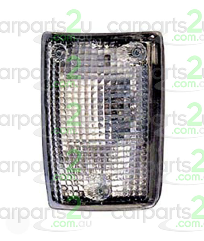 TOYOTA LANDCRUISER HILUX UTE 2WD  FRONT CORNER LIGHT - New quality car parts & auto spares online Australia wide with the convenience of shopping from your own home. Carparts 2U Penrith Sydney