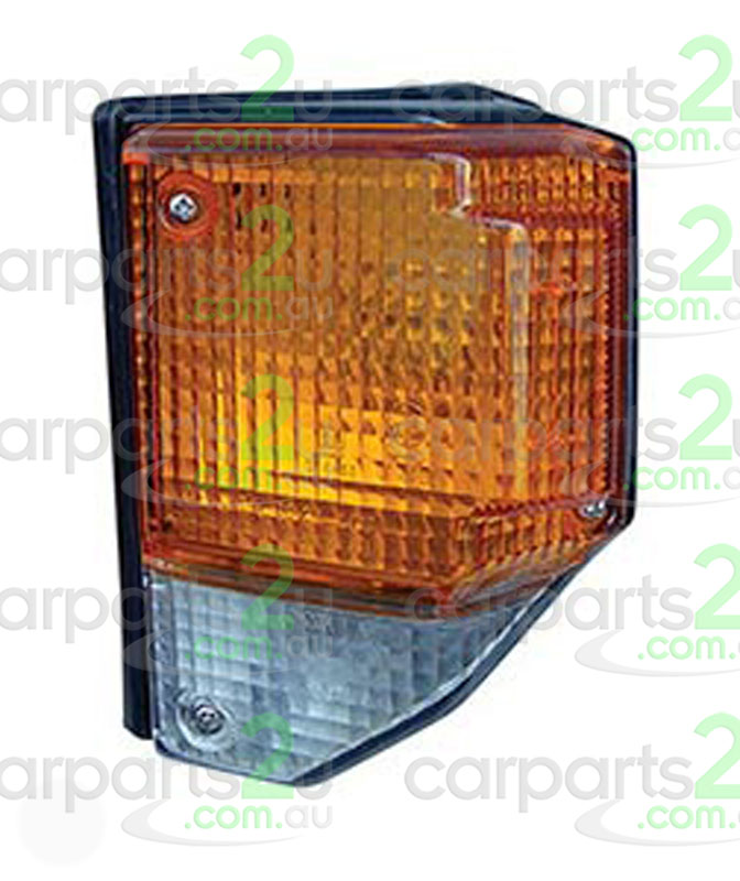 TOYOTA LANDCRUISER 60 SERIES  FRONT CORNER LIGHT - New quality car parts & auto spares online Australia wide with the convenience of shopping from your own home. Carparts 2U Penrith Sydney