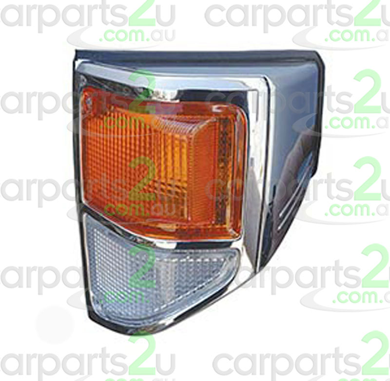 TOYOTA LANDCRUISER 80 SERIES  FRONT CORNER LIGHT - New quality car parts & auto spares online Australia wide with the convenience of shopping from your own home. Carparts 2U Penrith Sydney