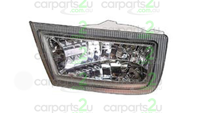 TOYOTA PRADO HILUX UTE  FOG LIGHT - New quality car parts & auto spares online Australia wide with the convenience of shopping from your own home. Carparts 2U Penrith Sydney