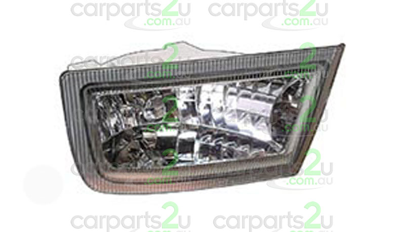 TOYOTA PRADO PRADO 95 SERIES  FOG LIGHT - New quality car parts & auto spares online Australia wide with the convenience of shopping from your own home. Carparts 2U Penrith Sydney