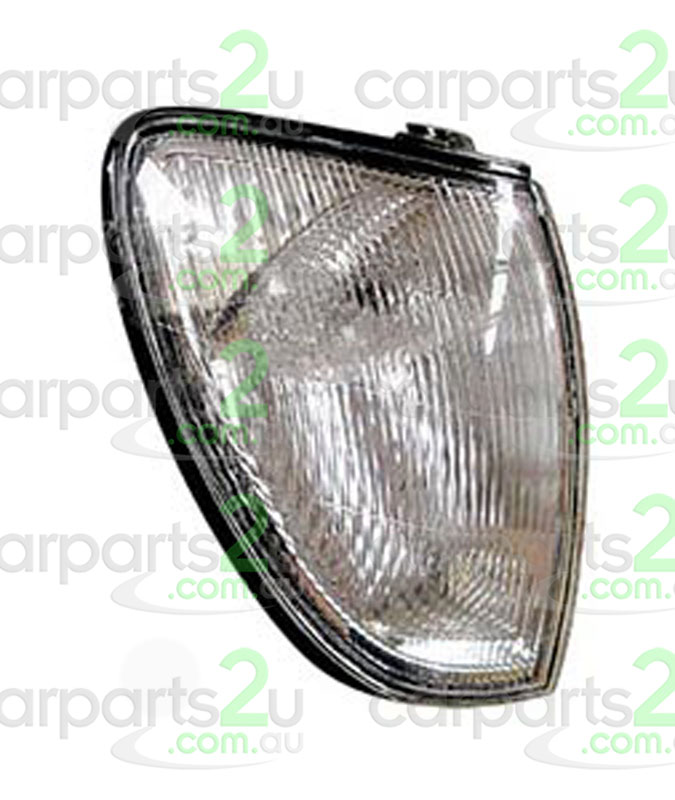 TOYOTA LANDCRUISER 100 SERIES  FRONT CORNER LIGHT - New quality car parts & auto spares online Australia wide with the convenience of shopping from your own home. Carparts 2U Penrith Sydney