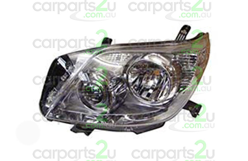 TOYOTA PRADO 100 SERIES  HEAD LIGHT - New quality car parts & auto spares online Australia wide with the convenience of shopping from your own home. Carparts 2U Penrith Sydney
