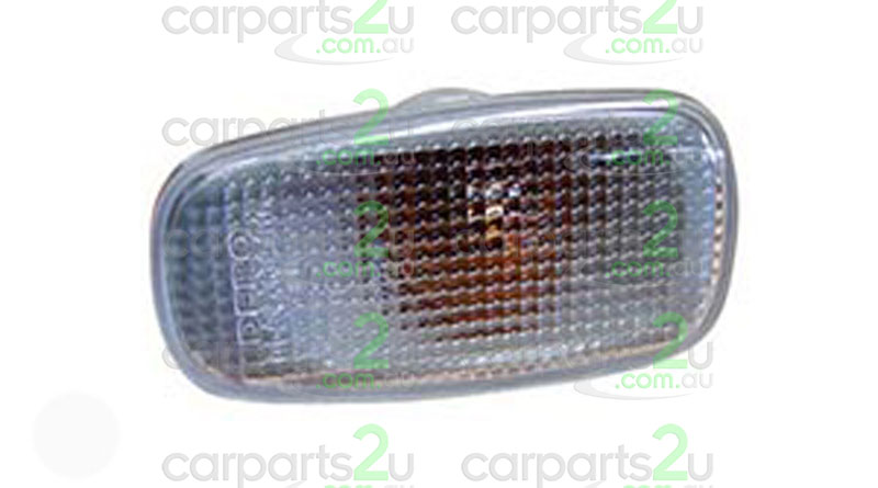 TOYOTA LANDCRUISER 60 SERIES  GUARD SIDE INDICATOR - New quality car parts & auto spares online Australia wide with the convenience of shopping from your own home. Carparts 2U Penrith Sydney