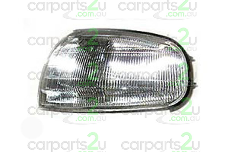 TOYOTA CAMRY EP91  FRONT CORNER LIGHT - New quality car parts & auto spares online Australia wide with the convenience of shopping from your own home. Carparts 2U Penrith Sydney