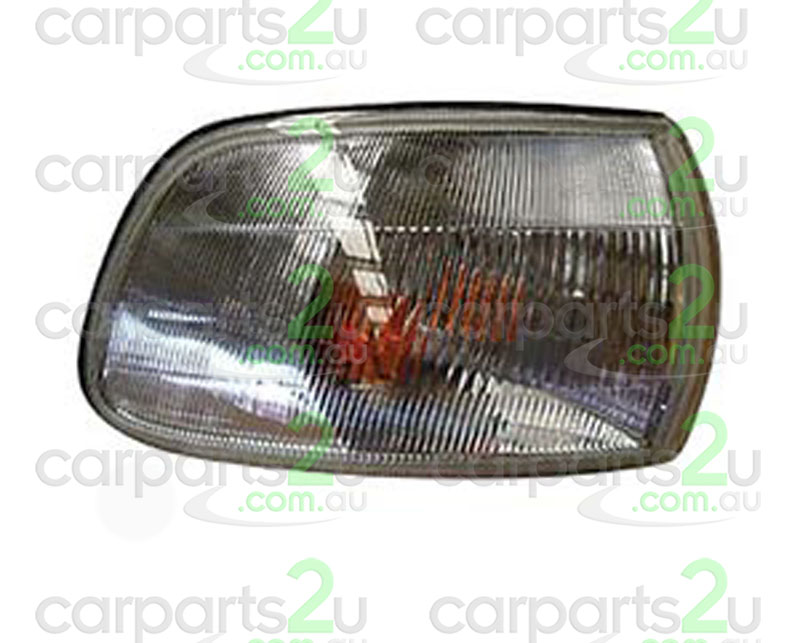 TOYOTA TARAGO TARAGO WAGON TCR  FRONT CORNER LIGHT - New quality car parts & auto spares online Australia wide with the convenience of shopping from your own home. Carparts 2U Penrith Sydney
