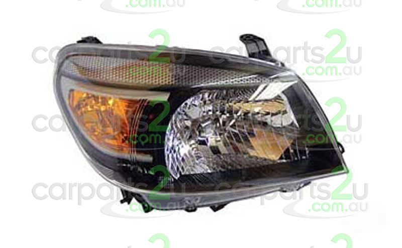 FORD RANGER RANGER UTE PK  HEAD LIGHT - New quality car parts & auto spares online Australia wide with the convenience of shopping from your own home. Carparts 2U Penrith Sydney
