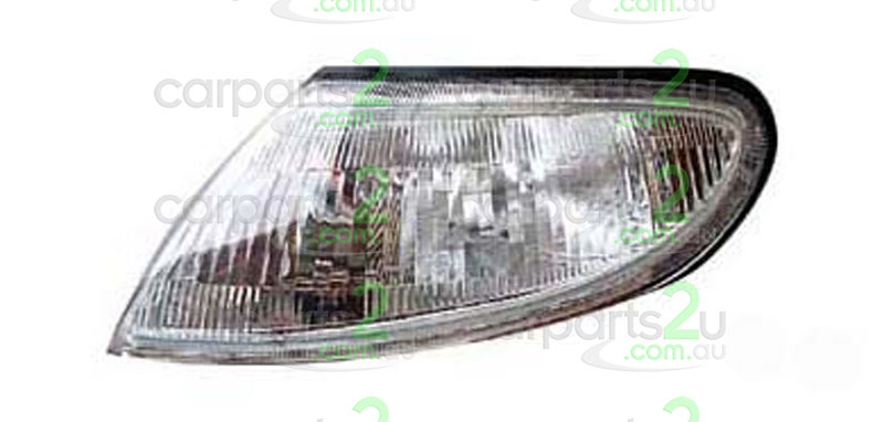 FORD FALCON PE  FRONT CORNER LIGHT - New quality car parts & auto spares online Australia wide with the convenience of shopping from your own home. Carparts 2U Penrith Sydney