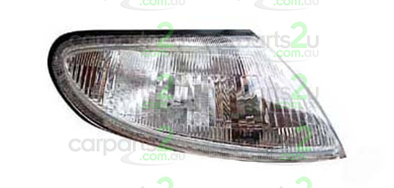FORD FALCON EF / EL  FRONT CORNER LIGHT - New quality car parts & auto spares online Australia wide with the convenience of shopping from your own home. Carparts 2U Penrith Sydney