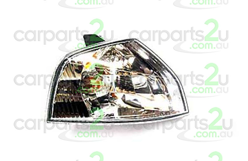 FORD LASER KN/KQ  FRONT CORNER LIGHT - New quality car parts & auto spares online Australia wide with the convenience of shopping from your own home. Carparts 2U Penrith Sydney