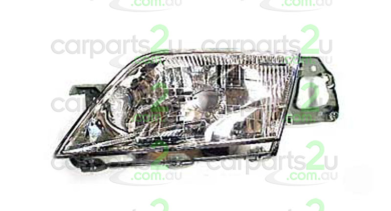 FORD LASER FG SERIES 1  HEAD LIGHT - New quality car parts & auto spares online Australia wide with the convenience of shopping from your own home. Carparts 2U Penrith Sydney