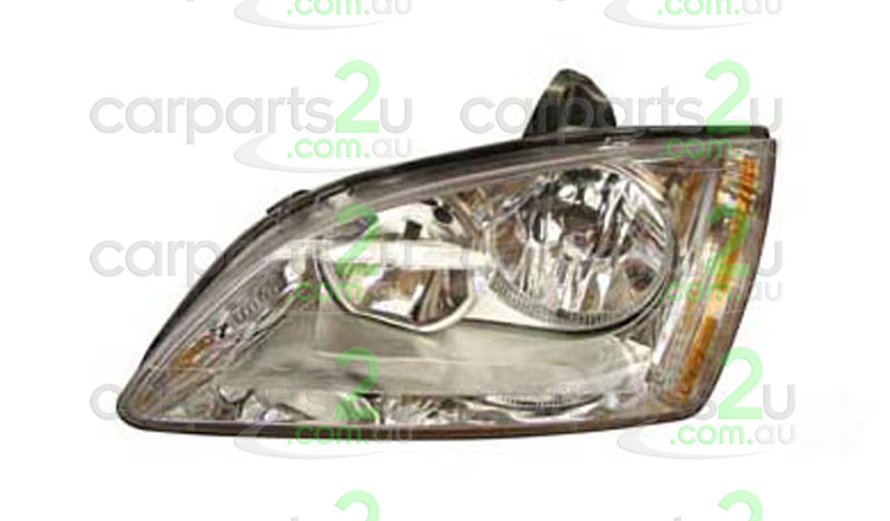 FORD FOCUS FOCUS LR  HEAD LIGHT - New quality car parts & auto spares online Australia wide with the convenience of shopping from your own home. Carparts 2U Penrith Sydney