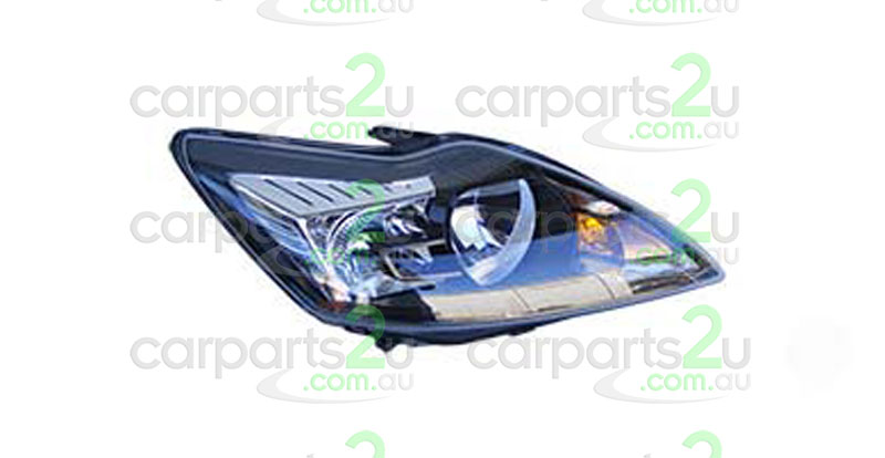 FORD FOCUS FOCUS LV  HEAD LIGHT - New quality car parts & auto spares online Australia wide with the convenience of shopping from your own home. Carparts 2U Penrith Sydney