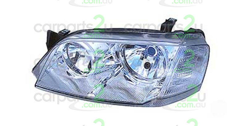 FORD TERRITORY FOCUS LV  HEAD LIGHT - New quality car parts & auto spares online Australia wide with the convenience of shopping from your own home. Carparts 2U Penrith Sydney