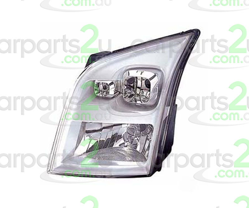 FORD TRANSIT VAN TERRITORY SX/SY  HEAD LIGHT - New quality car parts & auto spares online Australia wide with the convenience of shopping from your own home. Carparts 2U Penrith Sydney
