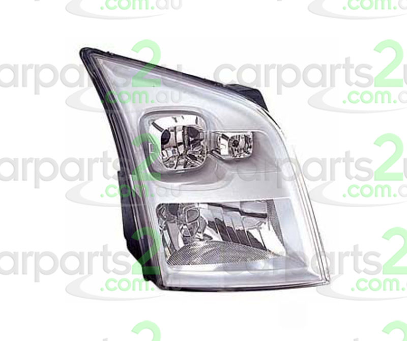 FORD TRANSIT VAN TRANSIT VAN VM  HEAD LIGHT - New quality car parts & auto spares online Australia wide with the convenience of shopping from your own home. Carparts 2U Penrith Sydney