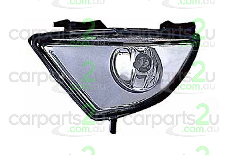 FORD FIESTA FIESTA WP/WQ  FOG LIGHT - New quality car parts & auto spares online Australia wide with the convenience of shopping from your own home. Carparts 2U Penrith Sydney