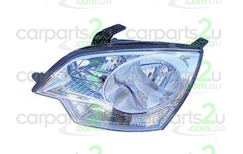 HOLDEN CAPTIVA CAPTIVA CG SERIES 1  HEAD LIGHT - New quality car parts & auto spares online Australia wide with the convenience of shopping from your own home. Carparts 2U Penrith Sydney