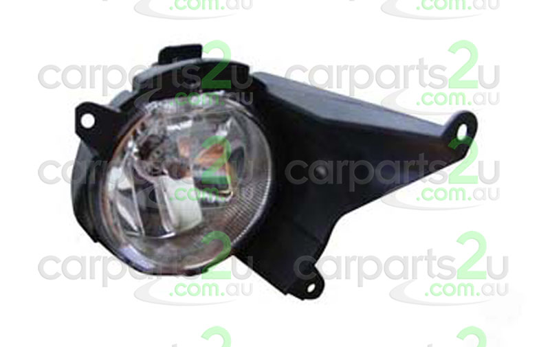 TO SUIT HOLDEN CAPTIVA CAPTIVA CG SERIES 1  FOG LIGHT  RIGHT - BRAND NEW RIGHT HAND SIDE FOG LIGHT TO SUIT HOLDEN CAPTIVA SERIES 1 5SEAT (11/2006-02/2011)