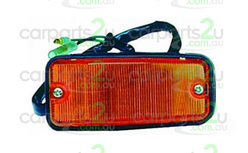 HOLDEN RODEO CAPTIVA CG SERIES 1  GUARD SIDE INDICATOR - New quality car parts & auto spares online Australia wide with the convenience of shopping from your own home. Carparts 2U Penrith Sydney