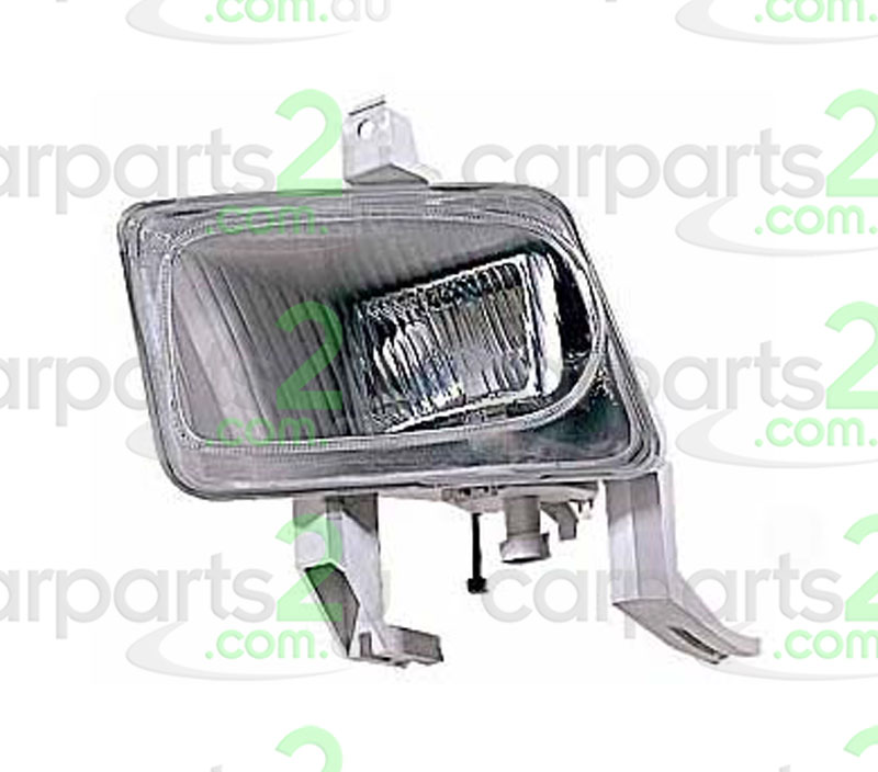 TO SUIT HOLDEN VECTRA VECTRA JR / JS  FOG LIGHT  LEFT - BRAND NEW LEFT HAND SIDE GREY TYPE FOG LIGHT TO SUIT HOLDEN VECTRA SEDAN/WAGON/HATCH (06/1997-07/1999)