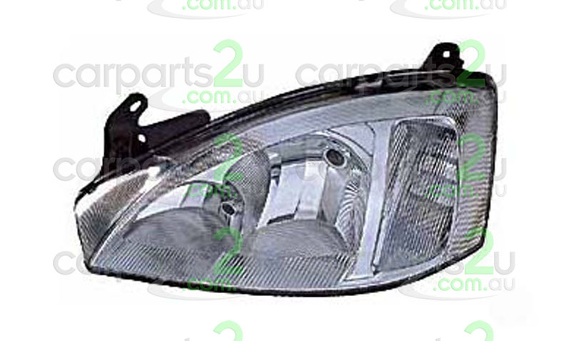 HOLDEN BARINA XC  HEAD LIGHT - New quality car parts & auto spares online Australia wide with the convenience of shopping from your own home. Carparts 2U Penrith Sydney