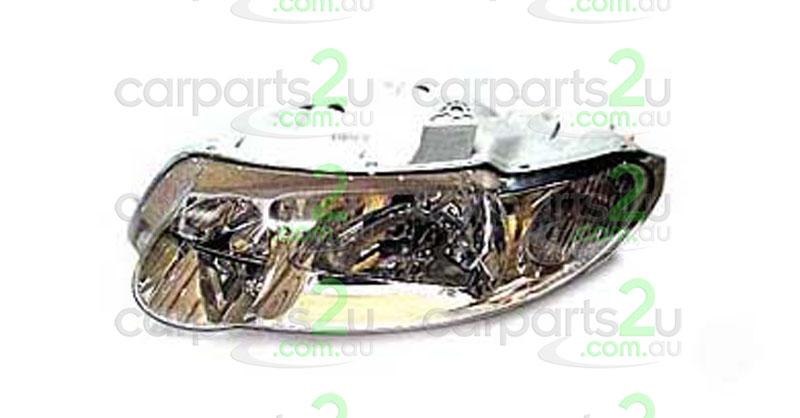 HOLDEN COMMODORE VR / VS  HEAD LIGHT - New quality car parts & auto spares online Australia wide with the convenience of shopping from your own home. Carparts 2U Penrith Sydney