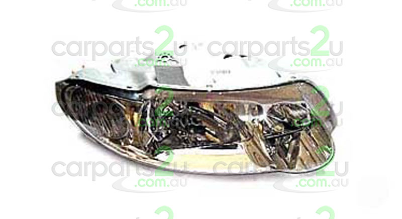 HOLDEN COMMODORE VX  HEAD LIGHT - New quality car parts & auto spares online Australia wide with the convenience of shopping from your own home. Carparts 2U Penrith Sydney