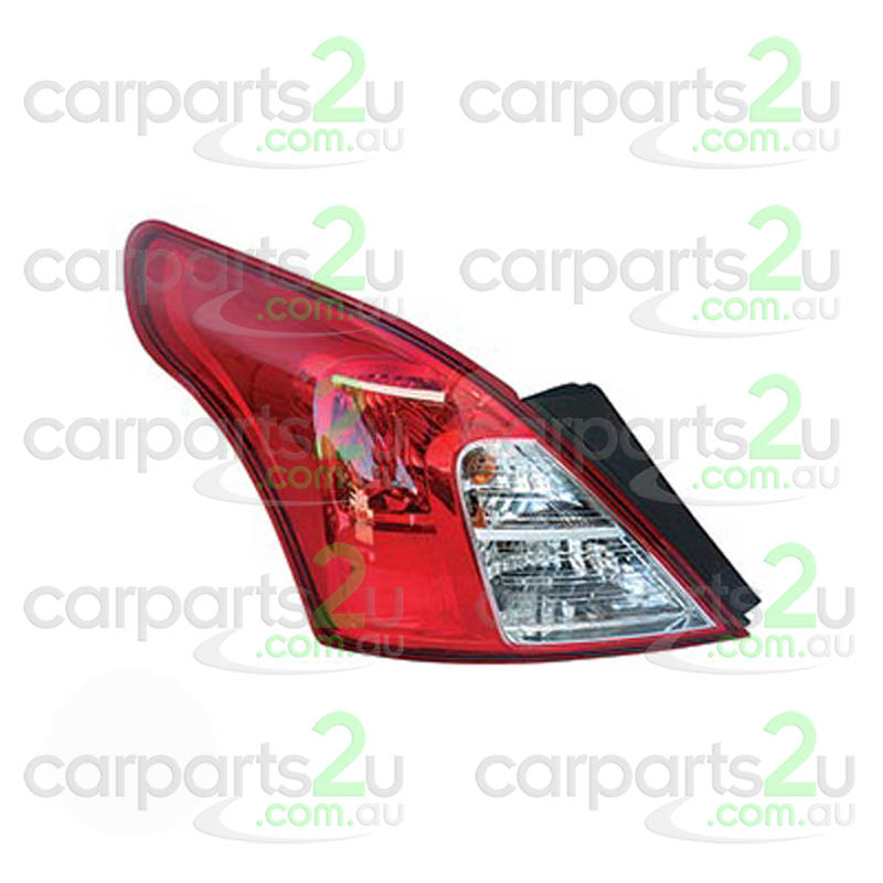 NISSAN ALMERA B17 SEDAN  TAIL LIGHT - New quality car parts & auto spares online Australia wide with the convenience of shopping from your own home. Carparts 2U Penrith Sydney