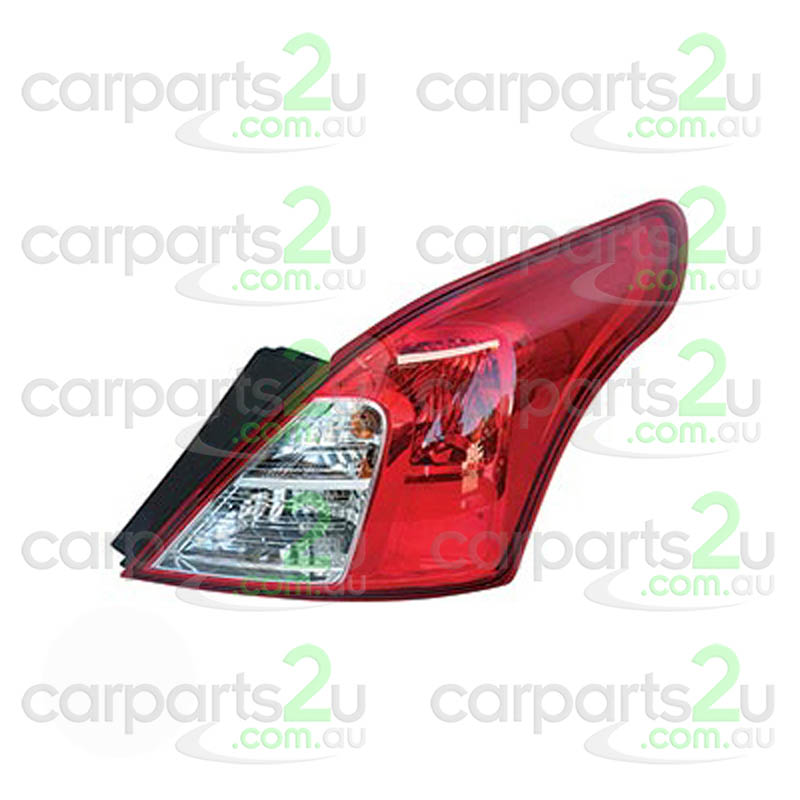 NISSAN ALMERA ALMERA N17  TAIL LIGHT - New quality car parts & auto spares online Australia wide with the convenience of shopping from your own home. Carparts 2U Penrith Sydney