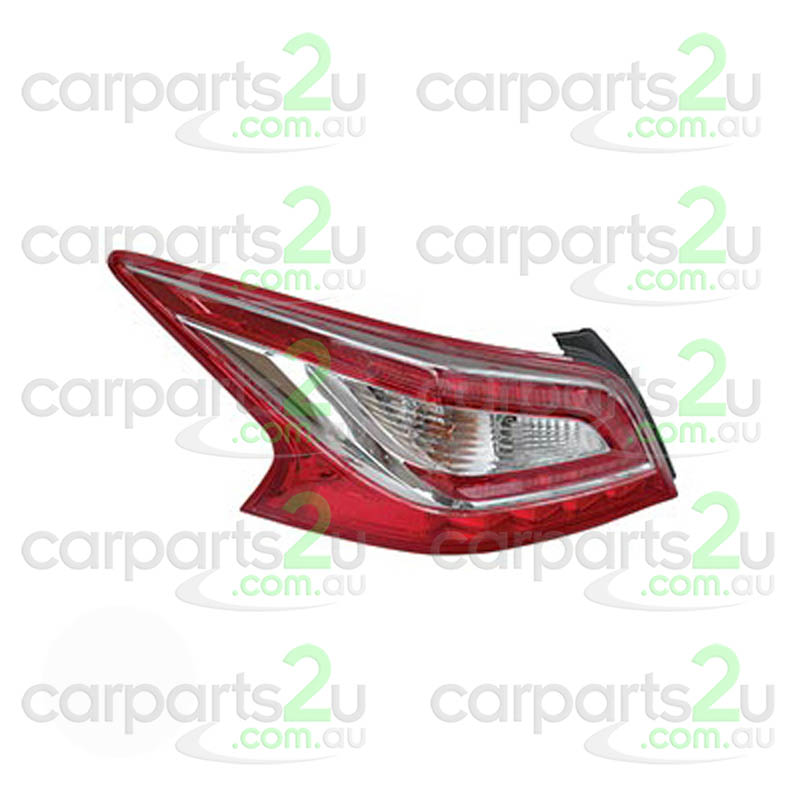 NISSAN ALTIMA ALMERA N17  TAIL LIGHT - New quality car parts & auto spares online Australia wide with the convenience of shopping from your own home. Carparts 2U Penrith Sydney