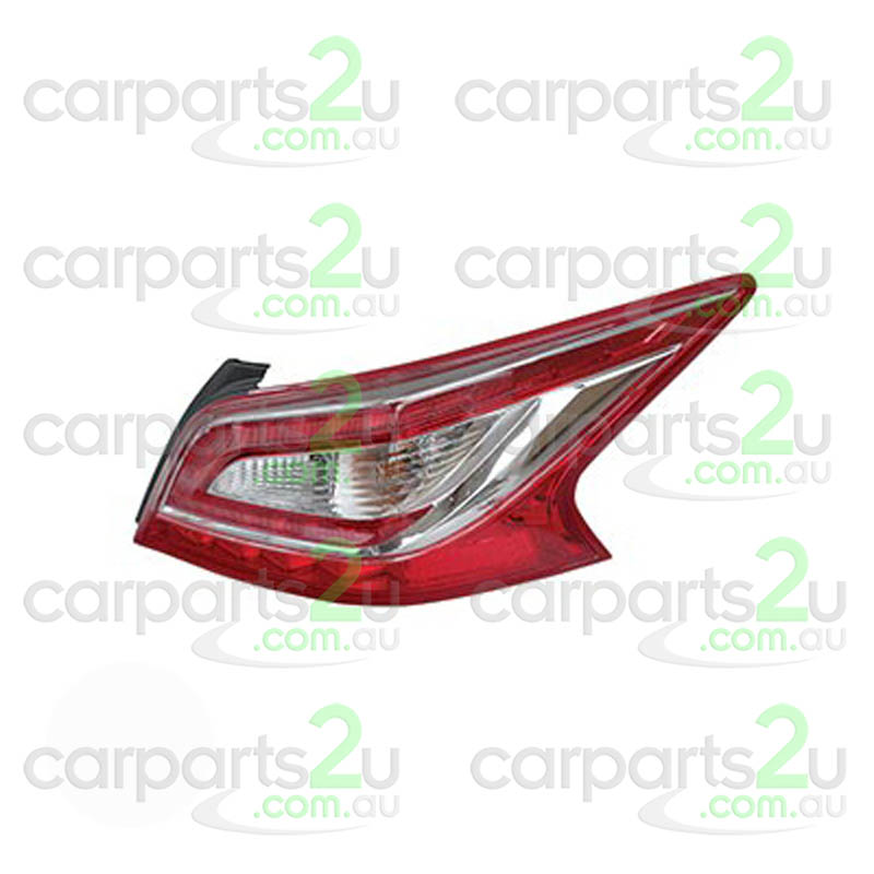 NISSAN ALTIMA ALTIMA L33  TAIL LIGHT - New quality car parts & auto spares online Australia wide with the convenience of shopping from your own home. Carparts 2U Penrith Sydney
