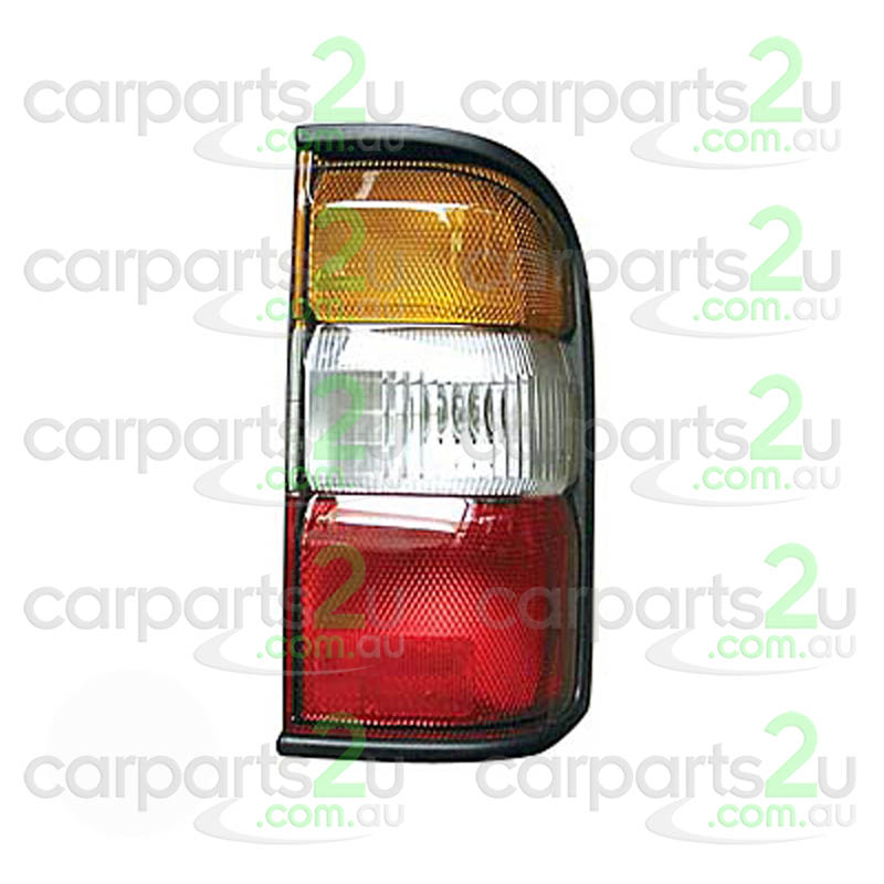 NISSAN PATROL GU / Y61  TAIL LIGHT - New quality car parts & auto spares online Australia wide with the convenience of shopping from your own home. Carparts 2U Penrith Sydney