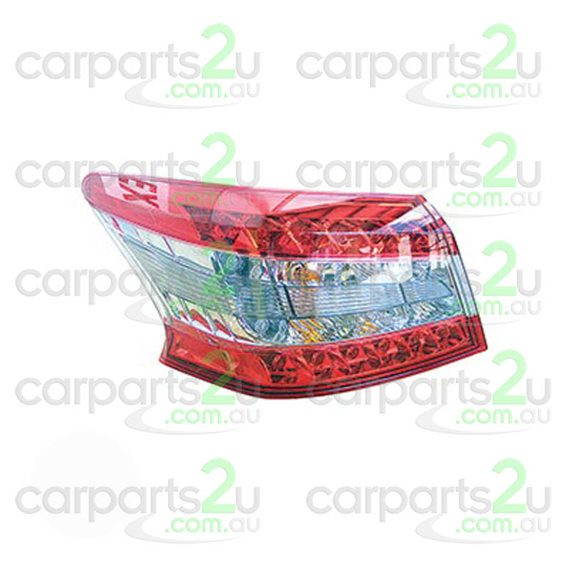 NISSAN PULSAR B17 SEDAN  TAIL LIGHT - New quality car parts & auto spares online Australia wide with the convenience of shopping from your own home. Carparts 2U Penrith Sydney
