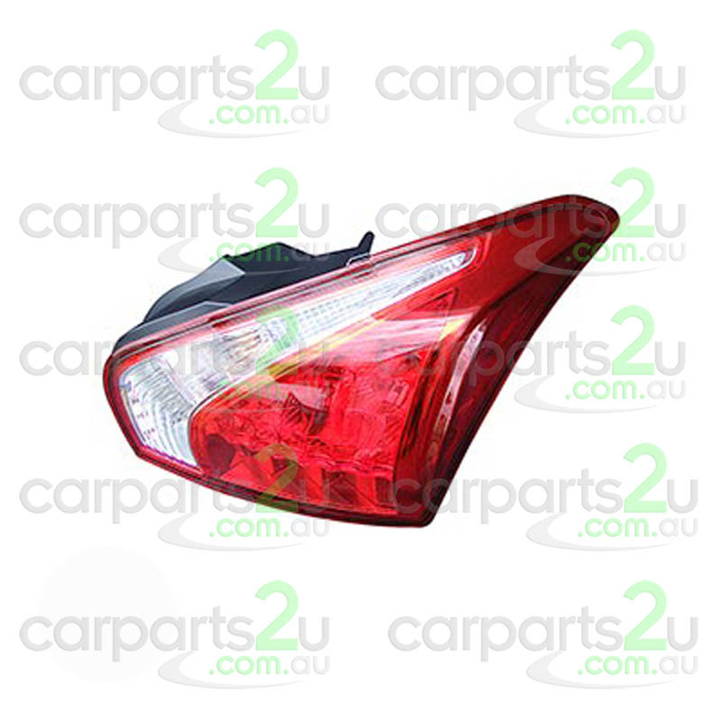 NISSAN PULSAR C12 HATCH  TAIL LIGHT - New quality car parts & auto spares online Australia wide with the convenience of shopping from your own home. Carparts 2U Penrith Sydney