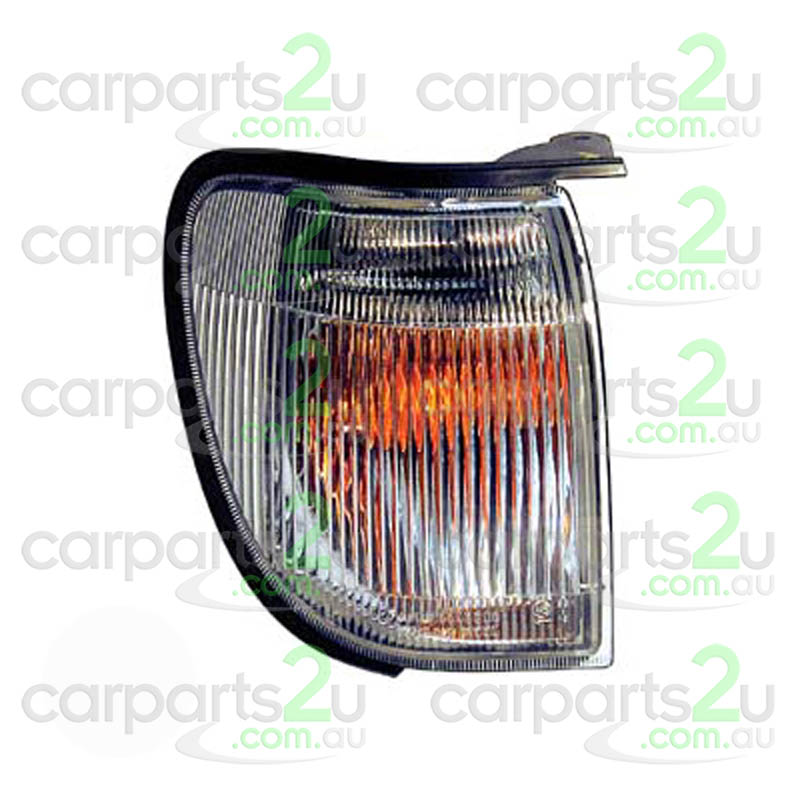 NISSAN PATHFINDER R50 SERIES 2  FRONT CORNER LIGHT - New quality car parts & auto spares online Australia wide with the convenience of shopping from your own home. Carparts 2U Penrith Sydney
