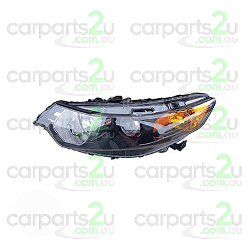 HONDA ACCORD CP  HEAD LIGHT - New quality car parts & auto spares online Australia wide with the convenience of shopping from your own home. Carparts 2U Penrith Sydney