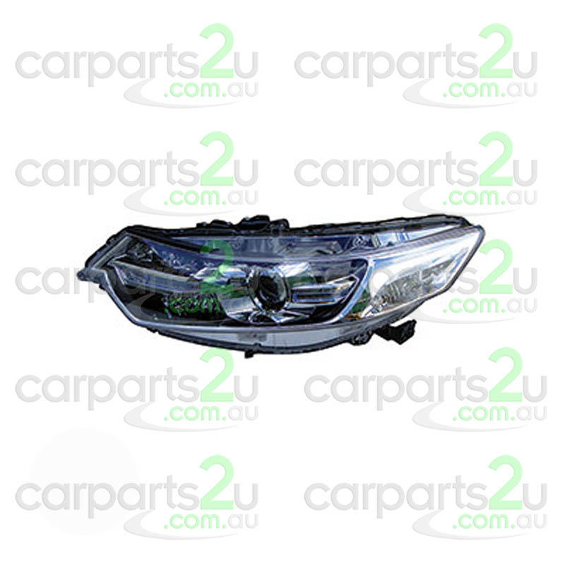HONDA ACCORD CU EURO  HEAD LIGHT - New quality car parts & auto spares online Australia wide with the convenience of shopping from your own home. Carparts 2U Penrith Sydney