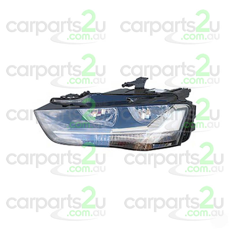 AUDI A4 Q3 8U  HEAD LIGHT - New quality car parts & auto spares online Australia wide with the convenience of shopping from your own home. Carparts 2U Penrith Sydney